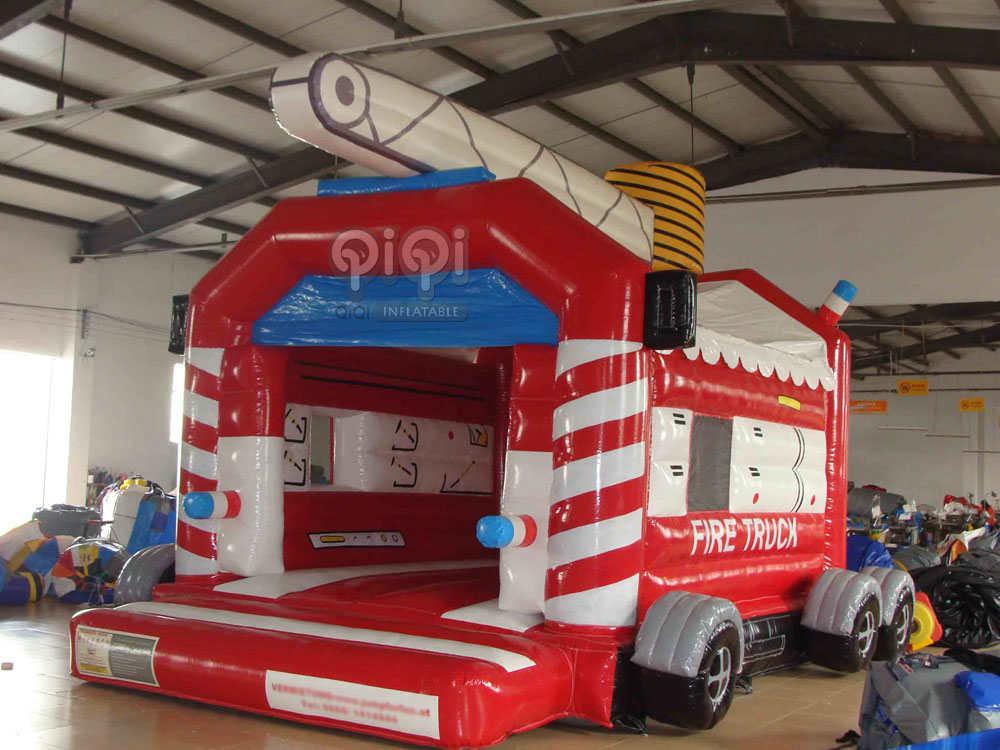 Fire-Truck-bouncy-castle-QBO-3051-1