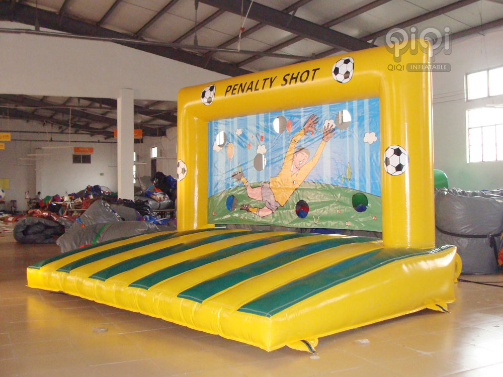Inflatable Penalty Shot Game