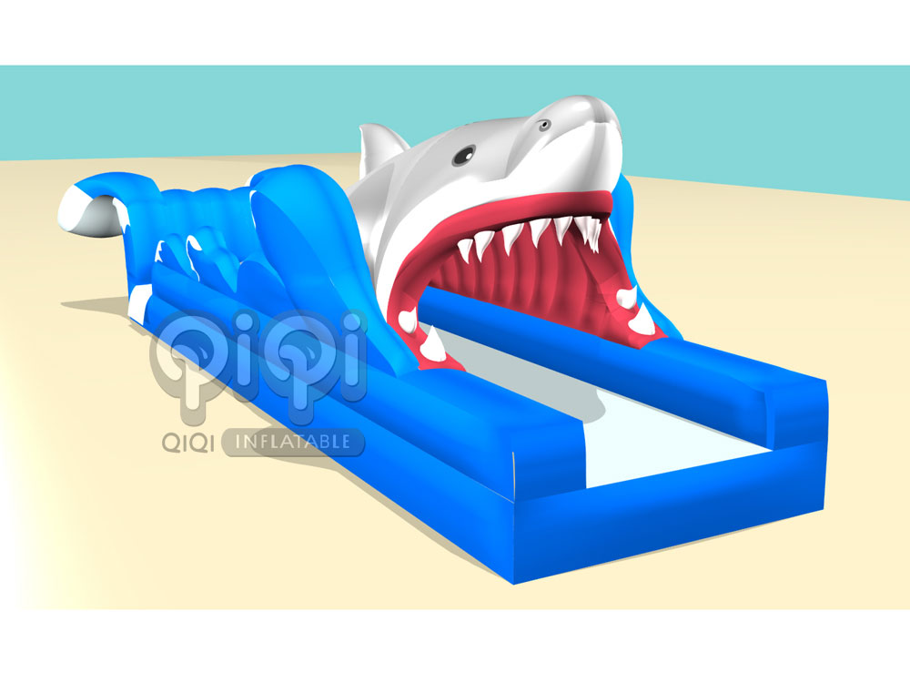shark slip and slide