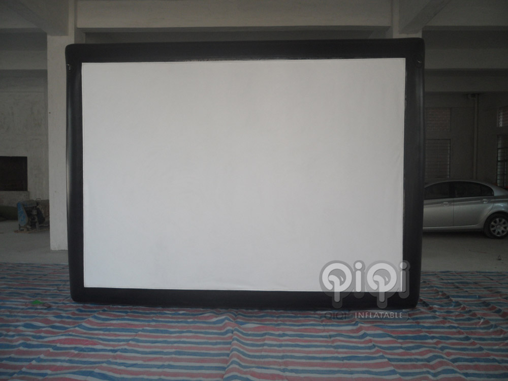Air Sealed Inflatable Moive Screen-QCR-1010