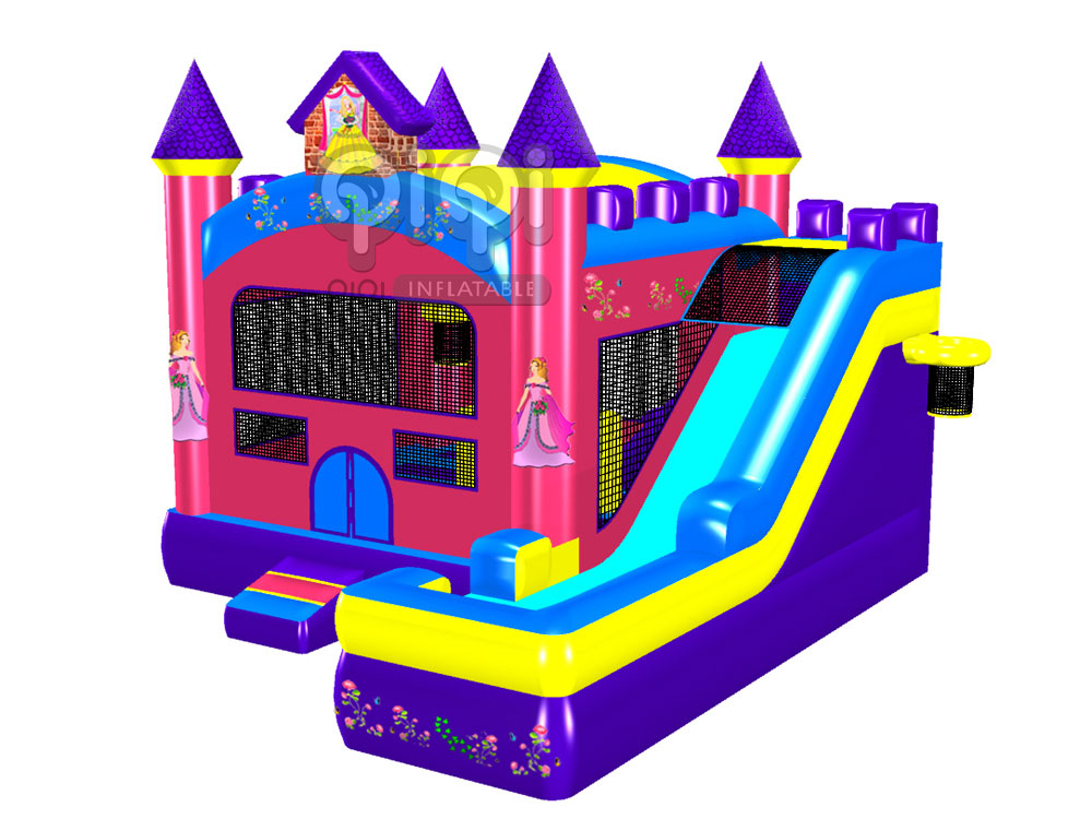 Disney Princess Castle 5-in-1 Combo_QCO-3563-f-1